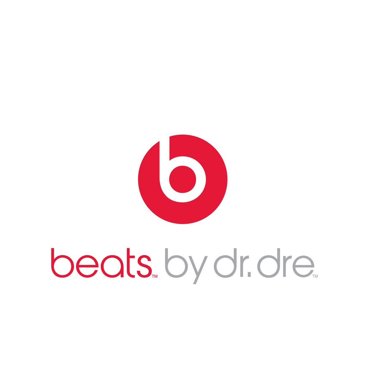 Logo beats by dr. dre